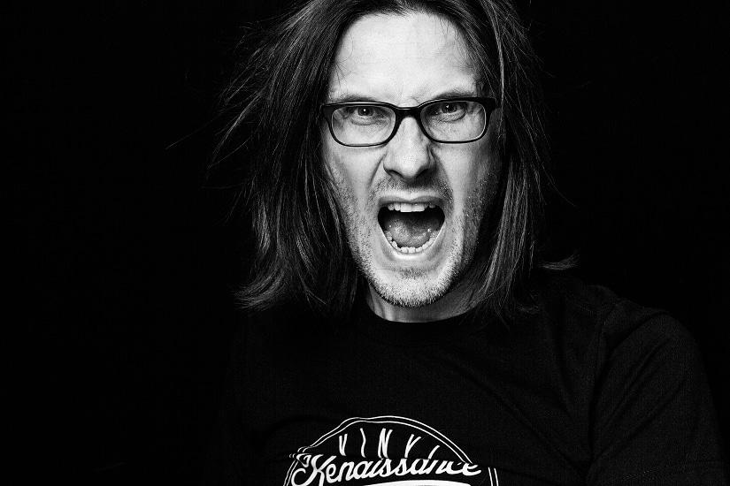 Steven Wilson. Photo credit: Camila Jurado