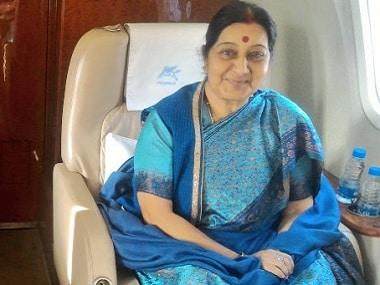 India-China border row resonates in Parliament: Sushma Swaraj says New Delhi capable of defending itself