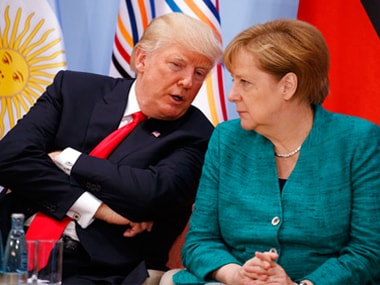 Donald Trump's tweet revoking support for joint communique with others at G7 'sobering, a little depressing': Angela Merkel