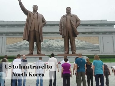 Watch: Last chance to see North Korea for US tourists