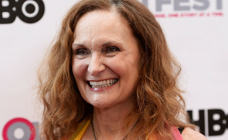 Actress Beth Grant arrives at the 2017 Outfest Los Angeles LGBT Film Festival Opening Night Gala of 'God's Own Country' at the Orpheum Theatre in Los Angeles, California. (Getty Images)