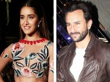 Shraddha Kapoor to be cast opposite Saif Ali Khan in Kabir Khans The Forgotten Army web-series?