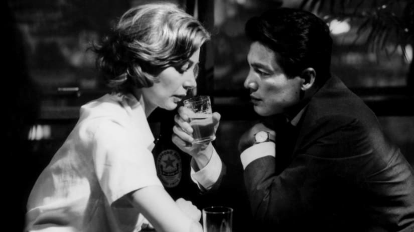 A still from Hiroshima, Mon Amour. Image via Creative Commons.