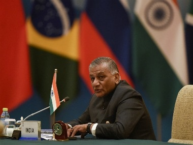 39 Indians killed in Iraq: Union minister VK Singh says it may take 8-10 days to bring bodies back