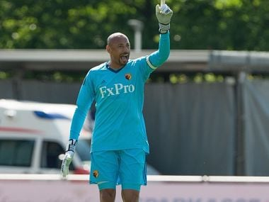 Premier League: Heurelho Gomes signs two-year contract extension with Watford