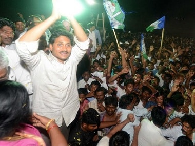 File image of YS Jagan Mohan Reddy. Twitter