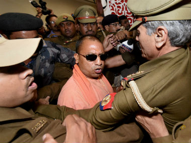Monsoon Session of Parliament: Leaked Congress document focused on targeting Yogi Adityanath
