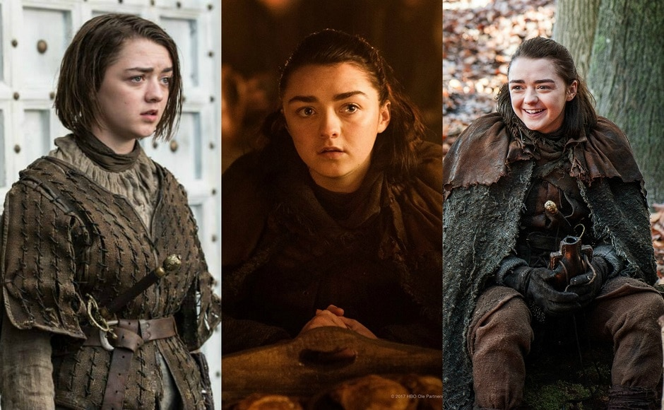 Arya Stark, a character who has had one of the biggest about-faces among GoT characters, has become a sorted, focussed warrior post her stint at the House of Black and White in Braavos in Season 6. She will definitely be a force to reckon with in the upcoming episodes. Images from Facebook andAP
