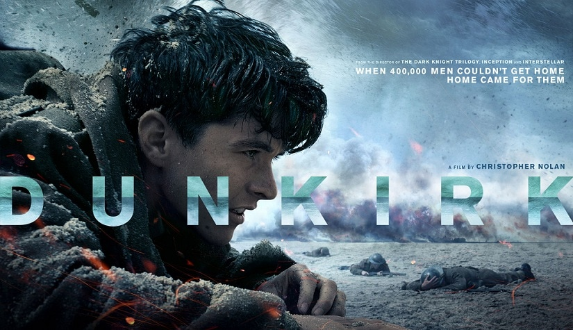 Christopher Nolans Dunkirk is a film we dont deserve, but desperately need right now