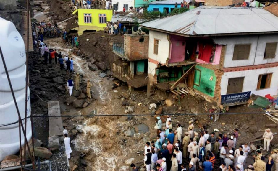 While 11 persons have been rescued from the debris, many others are feared trapped and the toll is likely to rise, police said. PTI