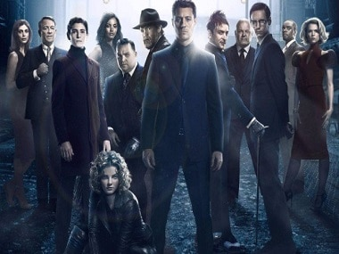 Gotham's cast. Image from Twitter.
