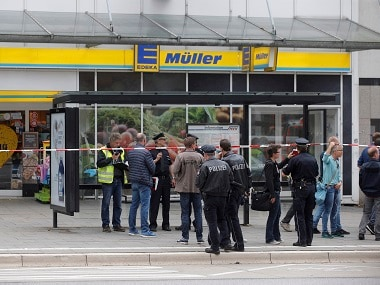 Germany: One dead, six injured in knife attack in Hamburg supermarket