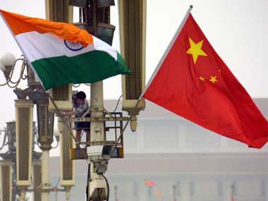 Indias trade deficit with China marginally declines to to  bn in 2016-17