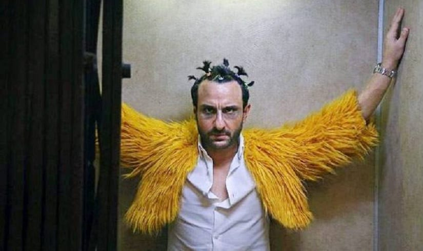 The first look of Kaalakaandi