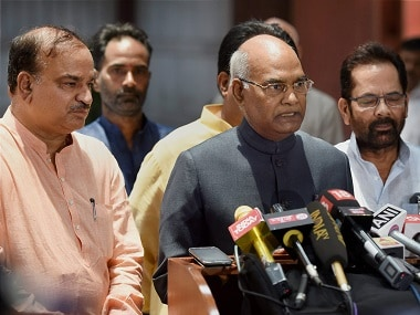 Presidential Elections 2017: Ram Nath Kovind to campaign in Maharashtra on Saturday