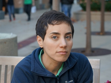Iran media mourns death of mathematician Maryam Mirzakhani, run front page pictures without hijab