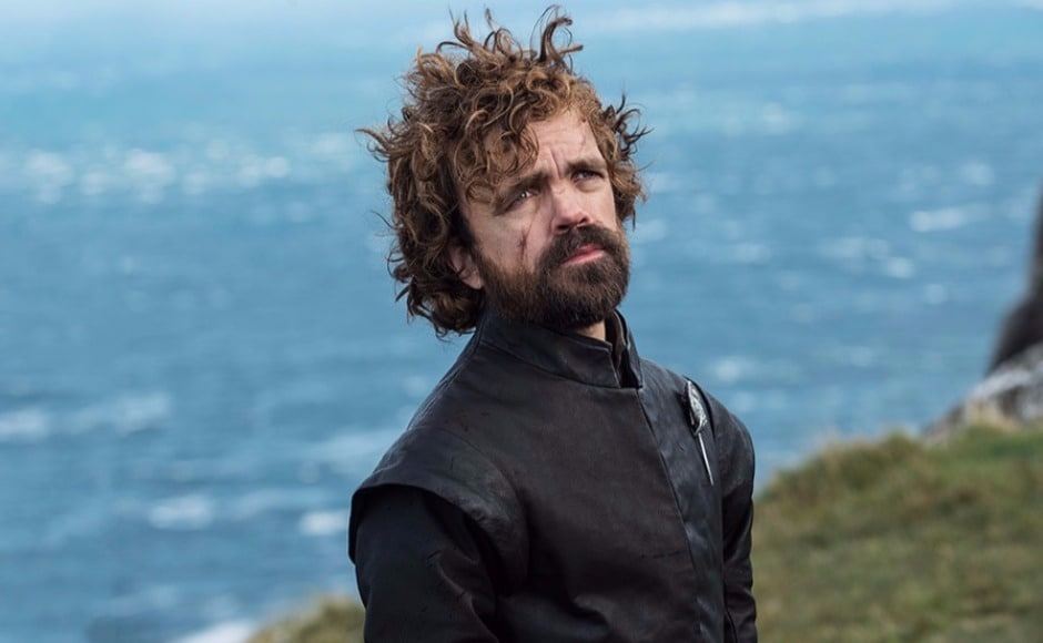 Tyrion clearly has much on his mind. Image via HBO
