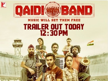 Qaidi Band: New song I am India, featuring Aadar Jain, stirs up patriotic sentiments