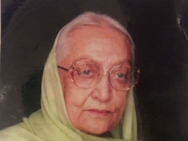 Amarinder Singhs mother dies: 96-year-old Rajmata of Patiala was suffering from a prolonged illness