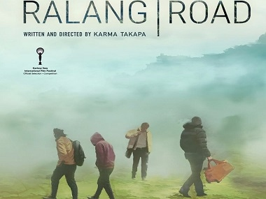 Poster for Ralang Road.