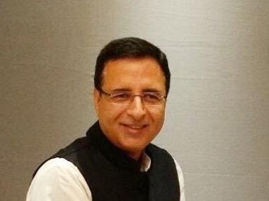 File image of Randeep Surjewala. Twitter/@rssurjewala
