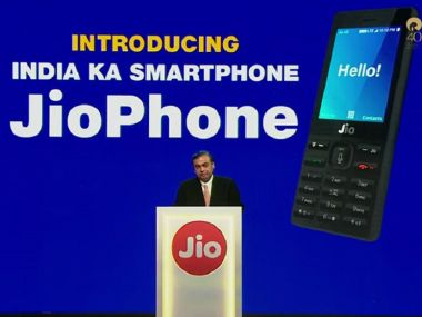 Reliance Jios cheap handsets may reverse industrys revenue decline trend, says Fitch report