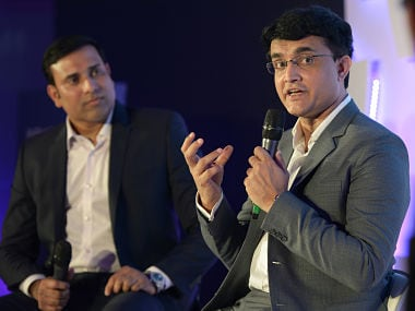 VVS Laxman says he has no doubt that Indian cricket will continue to prosper under BCCI president-elect Sourav Ganguly