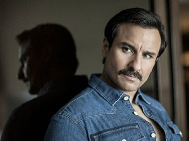 Saif Ali Khan reveals Sacred Games will be a four-part series; says filming live made for 'trippy' experience