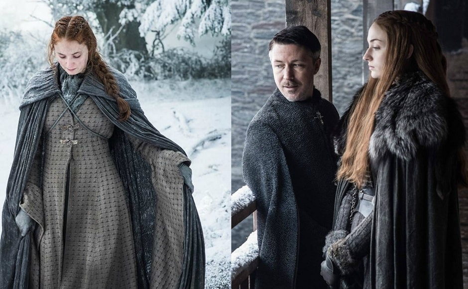 From being the petite and gullible maiden in the early seasons to being the frightened and tortured woman until Season 5 to a thoughtful, smarter and wiser lady in Season 6, Sansa Stark has done it all. Remember the smirk on her face while Ramsay was being devoured buy his own trusted Hounds in Winterfell? Images from Facebook