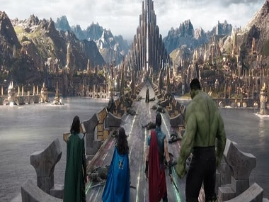 Thor: Ragnarok trailer shows Chris Hemsworth has a new look, team and superpower