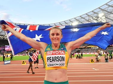 IAAF World Athletics Championships 2017: Sally Pearson storms to 100m hurdles victory