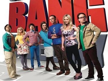 The Big Bang Theory cast. Image via Facebook