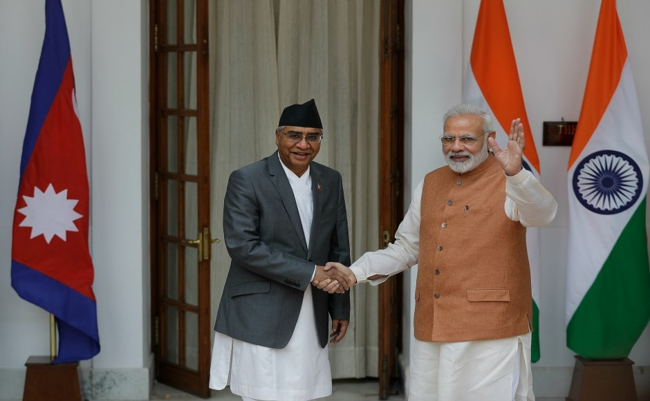 Narendra Modi also expressed that the detailed project report for the Pancheshwar project on the Uttarakhand border of the Indian side to be finalised soon.; while, Deuba stressed that it would help in flood control and crop irrigation. AP