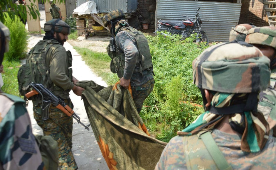 Dujana is the third militant to be killed by security forces in the last one year, after Burhan Wani and Shabzar Bhatt. Police officials said that Dujana was the longest surviving militant in the Valley, and killing him would count as a huge victory. Firstpost/Shah Hilal