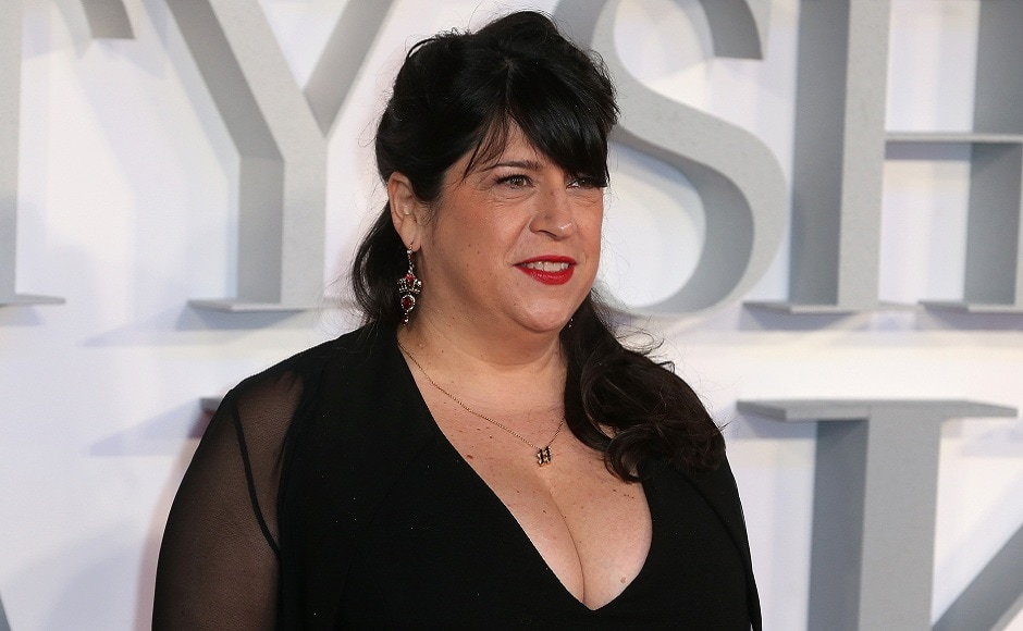 9. EL James came down the ladder (list) with no book releases lately. Her book's film adaptation - 'Fifty Shades Darker' didn't fare too well at the box-office and brought her down to 9th position ($11.5 million) on the list. Image via Fred Duval/Getty Images/ FilmMagic.