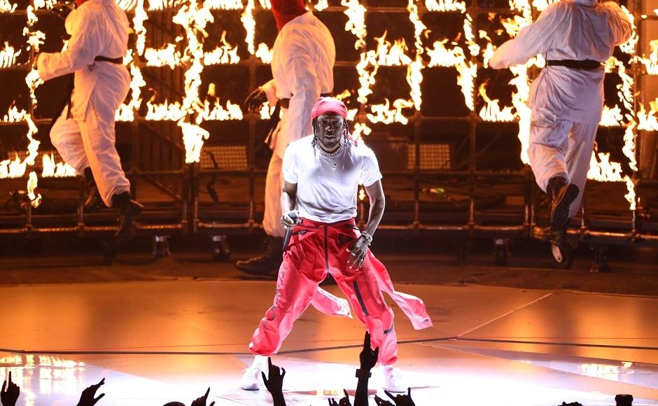 MTV VMAs 2017: From Kendrick Lamar's fiery performance to Katy Perry's extraterrestrial avatar