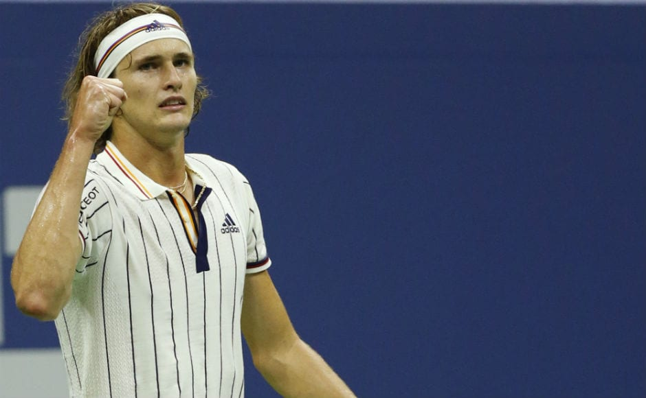 Alexander Zverev worked deep into the night to get into the US Open's second round. The No 4-seeded Zverev made it through a tight first set and eventually wrested control for a 7-6 (9), 7-5, 6-4 victory over 168th-ranked Darian King, the first player from Barbados to participate in the main draw at any Grand Slam tournament. AP