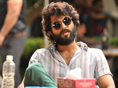 Vijay Deverakonda announces plan to auction Filmfare best actor award for CM Relief Fund