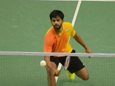 Swiss Open badminton: Indias B Sai Praneeth stuns Chen Long to progress into final of mens singles event
