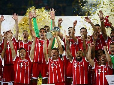 Bayern Munich look set to continue their dominance in Bundesliga . Reuters