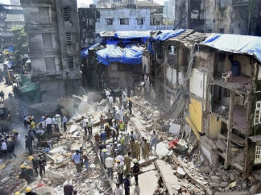 Mumbai Building Collapse As It Happened: Death Toll Rises To 22 As Over  Hundred Year