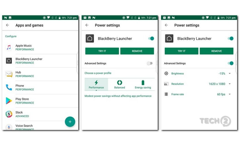 The Power Center Application is any Android fan's wet dream