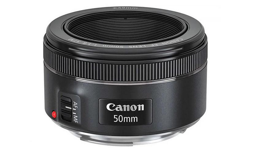 The Canon nifty fifty. Canon