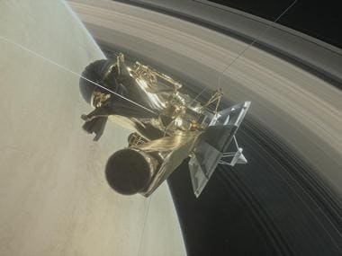 Nasas 13-year old mission Cassini-Huygens mission to take its final dive into Saturn on 15 September