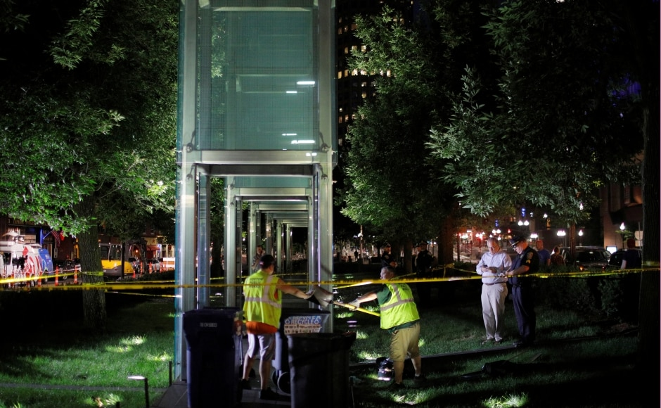 Even as the Charlottesville violence continues to cause political upheaval in the United States, various Confederate monuments have been vandalised across the country. Reuters