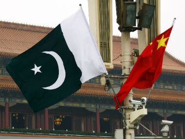China says other countries should not fuss over its air force drills with Pakistan