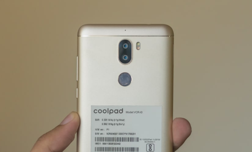 Coolpad has managed to hold its own.