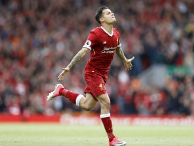 Premier League: Liverpool reject Barcelonas reported £90m bid for playmaker Philippe Coutinho