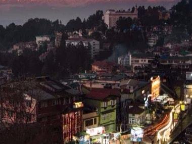 File image of Darjeeling. PTI