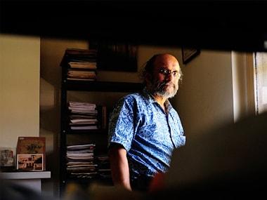 File image of Paranjoy Guha Thakurta. Getty Images